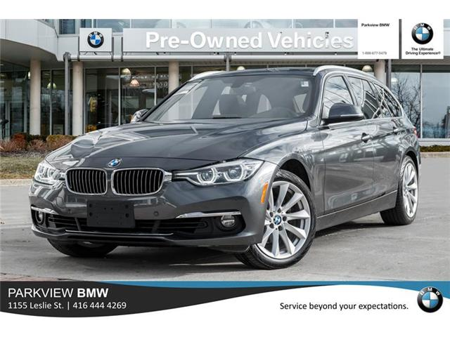 2017 BMW 330i xDrive Touring (Stk: 301412A) in Toronto - Image 1 of 21