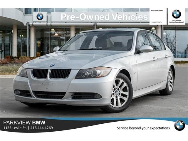 2006 BMW 325i  (Stk: PP8288A) in Toronto - Image 1 of 18