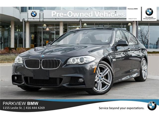 2013 BMW 535i xDrive (Stk: PP8294A) in Toronto - Image 1 of 21