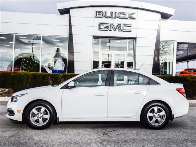 2015 Chevrolet Cruze 2LT (Stk: A202791) in Scarborough - Image 2 of 27