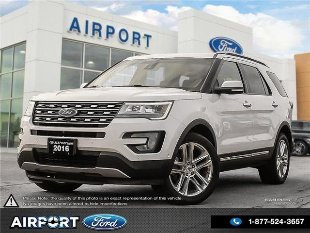 2016 Ford Explorer Limited (Stk: 1HL106) in Hamilton - Image 1 of 28