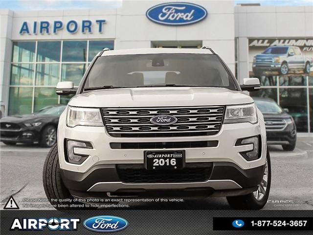 2016 Ford Explorer Limited (Stk: 1HL106) in Hamilton - Image 2 of 28