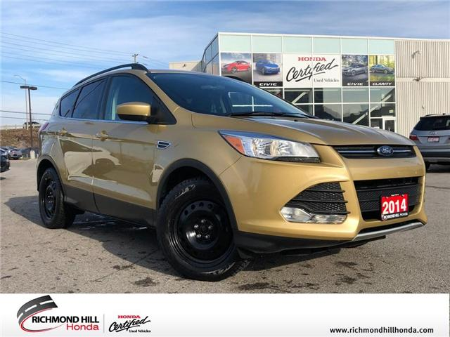 2014 Ford Escape SE (Stk: 190056A) in Richmond Hill - Image 1 of 23
