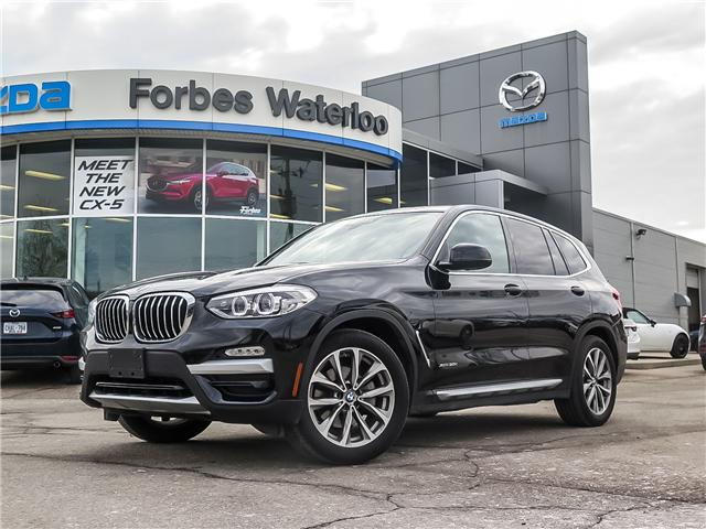 2018 BMW X3 xDrive30i (Stk: W2291) in Waterloo - Image 1 of 21