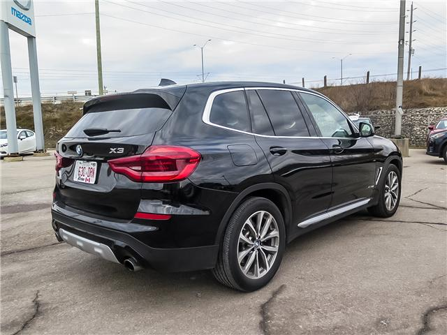 2018 BMW X3 xDrive30i (Stk: W2291) in Waterloo - Image 5 of 21
