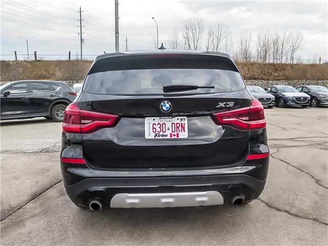 2018 BMW X3 xDrive30i (Stk: W2291) in Waterloo - Image 6 of 21