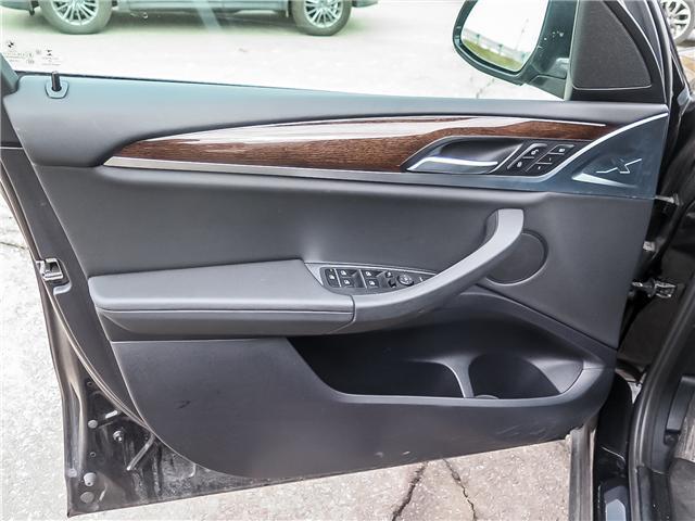 2018 BMW X3 xDrive30i (Stk: W2291) in Waterloo - Image 9 of 21