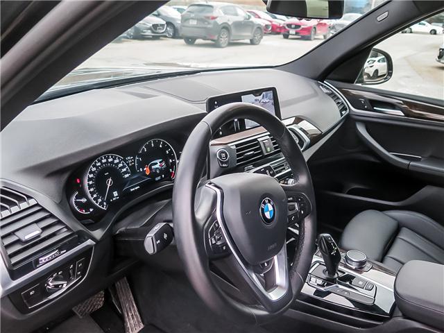 2018 BMW X3 xDrive30i (Stk: W2291) in Waterloo - Image 10 of 21