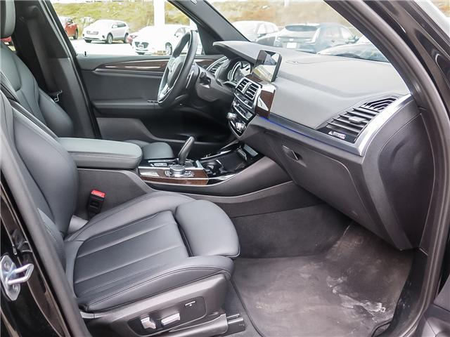 2018 BMW X3 xDrive30i (Stk: W2291) in Waterloo - Image 17 of 21