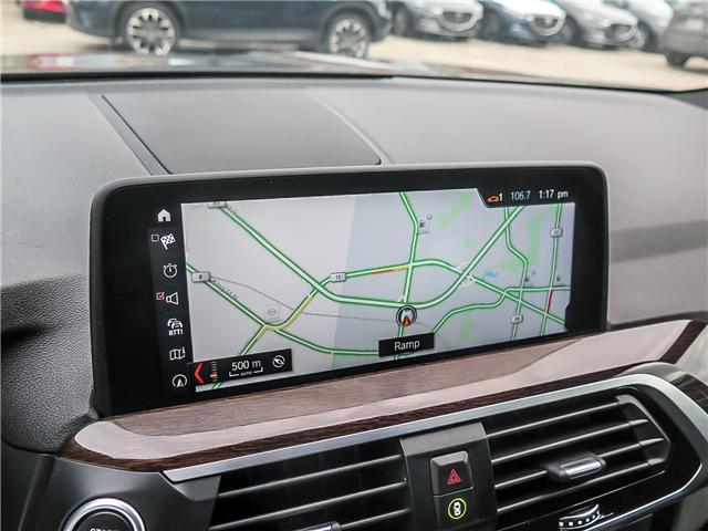 2018 BMW X3 xDrive30i (Stk: W2291) in Waterloo - Image 20 of 21