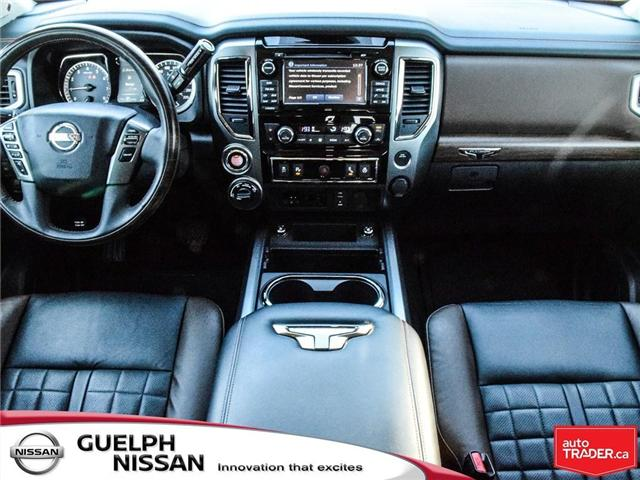 2018 Nissan Titan  (Stk: UP13539) in Guelph - Image 18 of 25