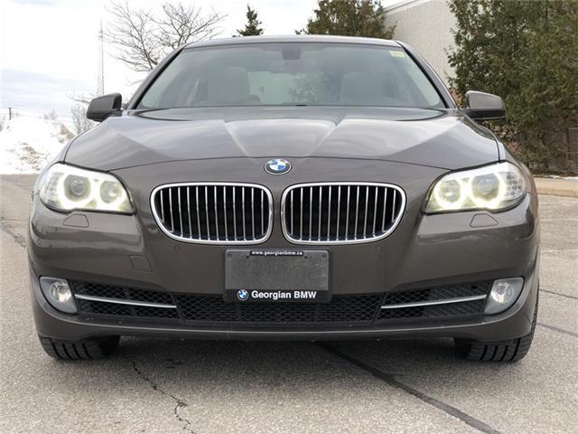 2013 BMW 528i xDrive (Stk: B19035-1) in Barrie - Image 2 of 17