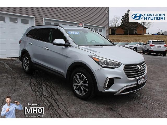 2018 Hyundai Santa Fe XL  (Stk: U1968) in Saint John - Image 1 of 22