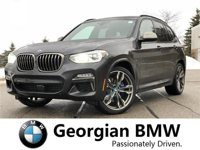 2019 BMW X3 M40i (Stk: B19072) in Barrie - Image 1 of 22