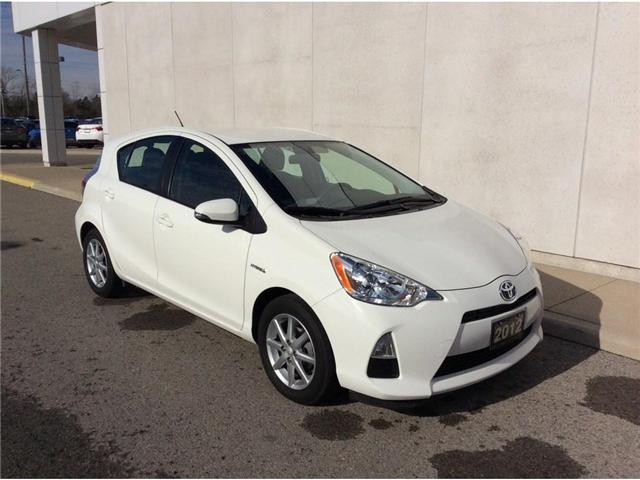 2012 Toyota Prius C Technology (Stk: pri5605a) in Welland - Image 2 of 23