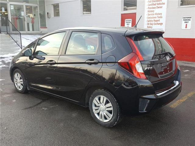 2017 Honda Fit LX (Stk: H7311-0) in Ottawa - Image 2 of 12