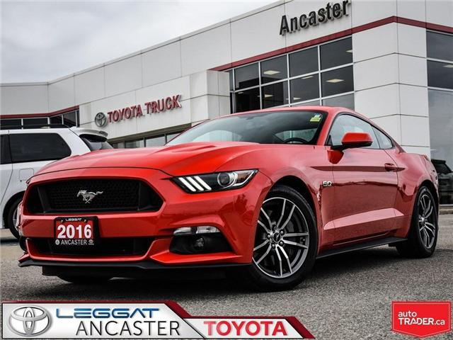 2016 Ford Mustang GT Premium (Stk: 19098A) in Ancaster - Image 1 of 22