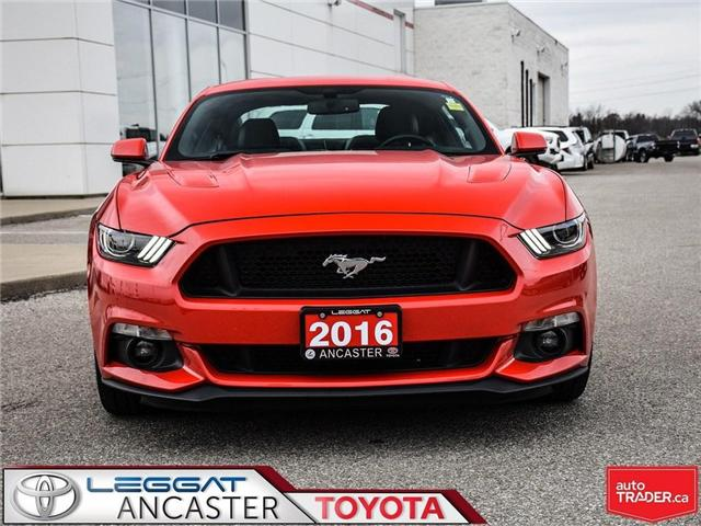2016 Ford Mustang GT Premium (Stk: 19098A) in Ancaster - Image 2 of 22