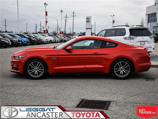 2016 Ford Mustang GT Premium (Stk: 19098A) in Ancaster - Image 3 of 22