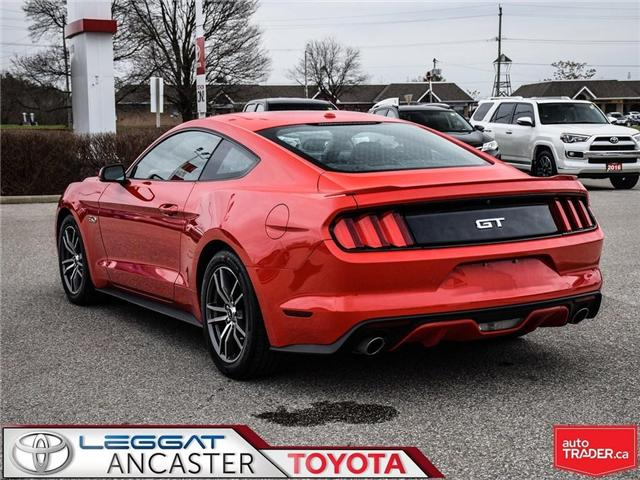 2016 Ford Mustang GT Premium (Stk: 19098A) in Ancaster - Image 4 of 22