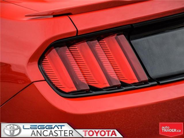2016 Ford Mustang GT Premium (Stk: 19098A) in Ancaster - Image 7 of 22