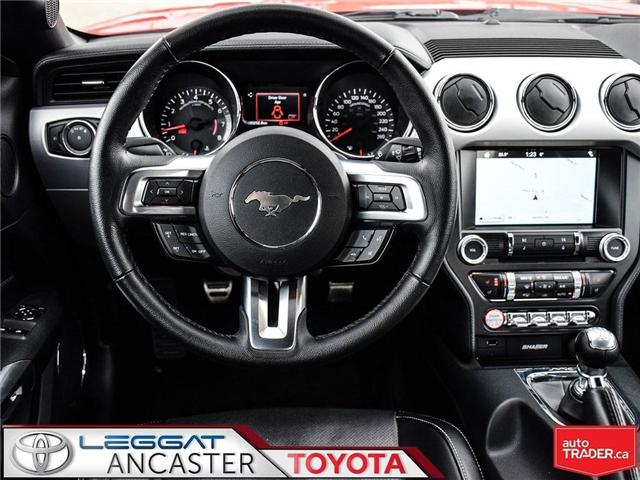 2016 Ford Mustang GT Premium (Stk: 19098A) in Ancaster - Image 18 of 22