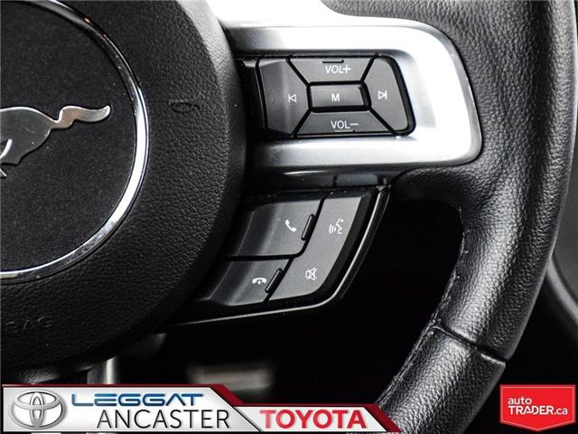 2016 Ford Mustang GT Premium (Stk: 19098A) in Ancaster - Image 20 of 22