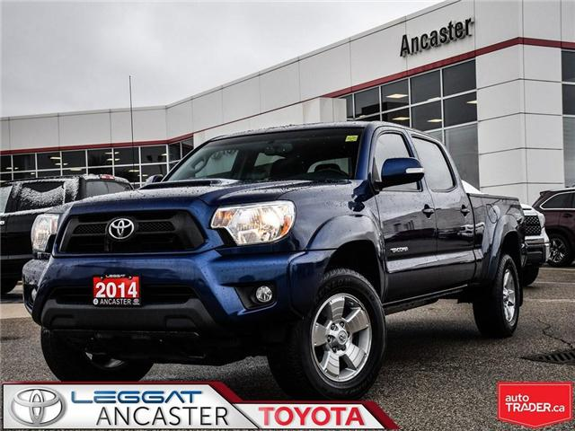 2014 Toyota Tacoma V6 (Stk: 3754) in Ancaster - Image 1 of 22