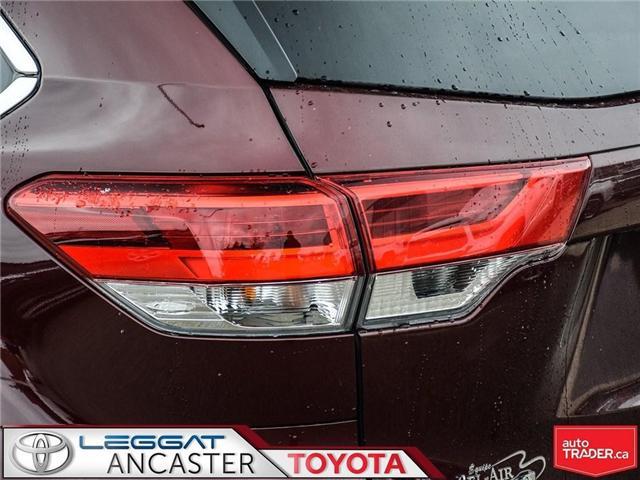 2018 Toyota Highlander  (Stk: 3758) in Ancaster - Image 7 of 27