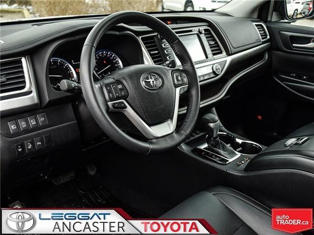 2018 Toyota Highlander  (Stk: 3758) in Ancaster - Image 13 of 27