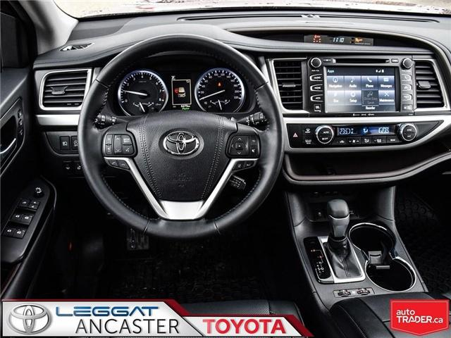 2018 Toyota Highlander  (Stk: 3758) in Ancaster - Image 16 of 27