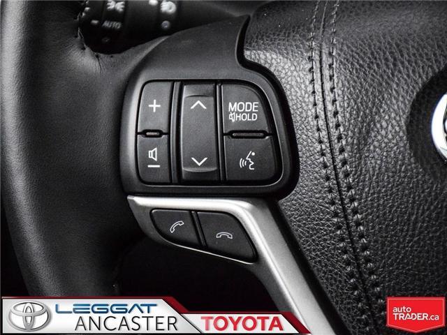2018 Toyota Highlander  (Stk: 3758) in Ancaster - Image 18 of 27