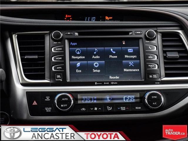 2018 Toyota Highlander  (Stk: 3758) in Ancaster - Image 22 of 27