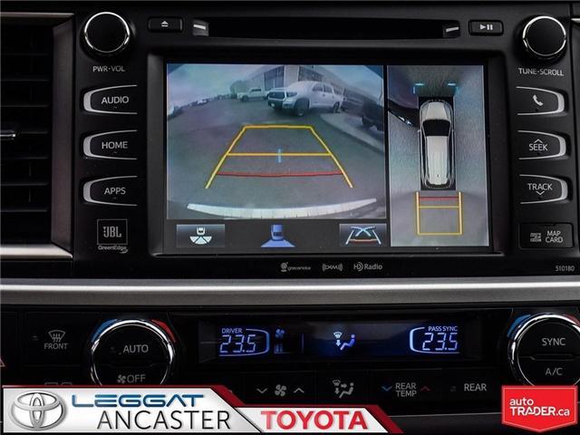 2018 Toyota Highlander  (Stk: 3758) in Ancaster - Image 23 of 27