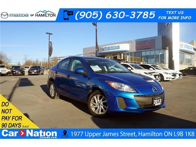 2013 Mazda Mazda3 GS-SKY (Stk: HU588) in Hamilton - Image 1 of 30