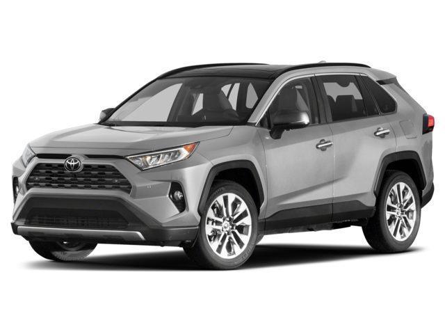 2019 Toyota RAV4 Limited (Stk: 9RV240) in Georgetown - Image 1 of 2
