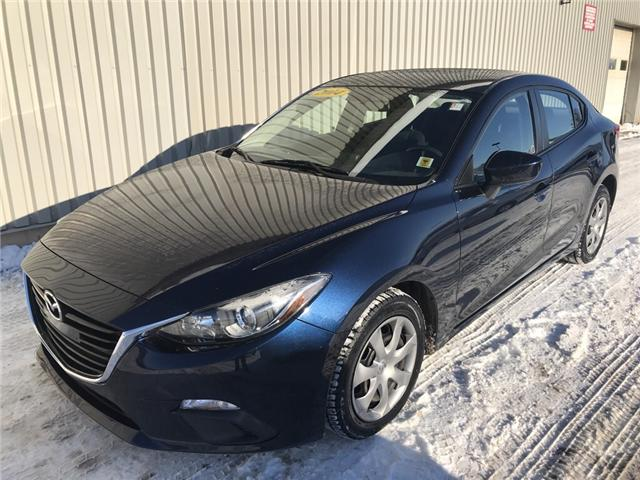 2014 Mazda Mazda3 GX-SKY (Stk: X4157A1) in Charlottetown - Image 1 of 16