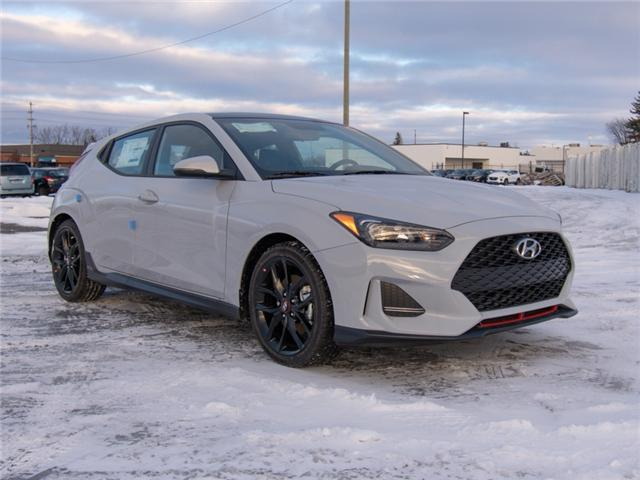 2019 Hyundai Veloster Turbo (Stk: R95229) in Ottawa - Image 1 of 9