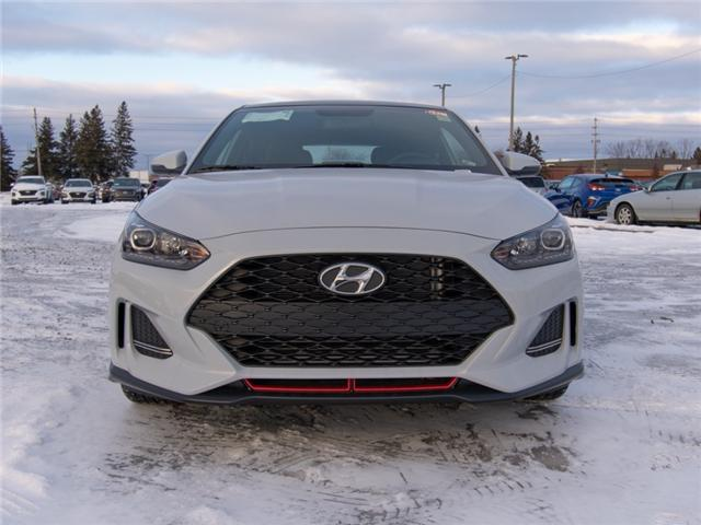 2019 Hyundai Veloster Turbo (Stk: R95229) in Ottawa - Image 2 of 9