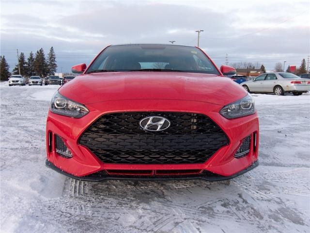 2019 Hyundai Veloster Turbo (Stk: R95017) in Ottawa - Image 2 of 9