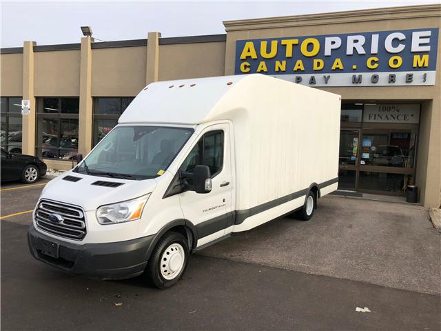 2017 Ford Transit-350 Cutaway Base (Stk: D9941) in Mississauga - Image 6 of 18