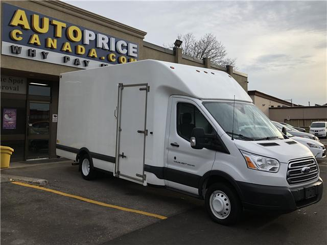 2017 Ford Transit-350 Cutaway Base (Stk: D9941) in Mississauga - Image 2 of 18