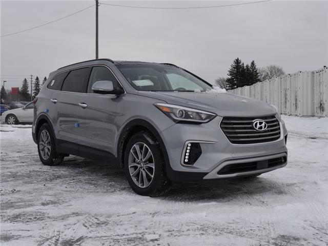 2019 Hyundai Santa Fe XL Luxury (Stk: R95102) in Ottawa - Image 1 of 9