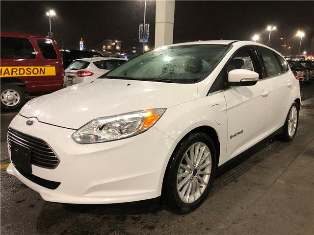 2017 Ford Focus Electric Base (Stk: OP18420) in Vancouver - Image 1 of 25