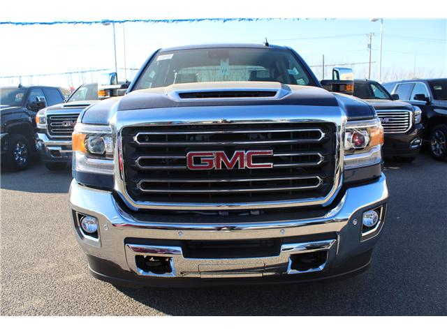 2019 GMC Sierra 3500HD SLT (Stk: 171048) in Medicine Hat - Image 2 of 3