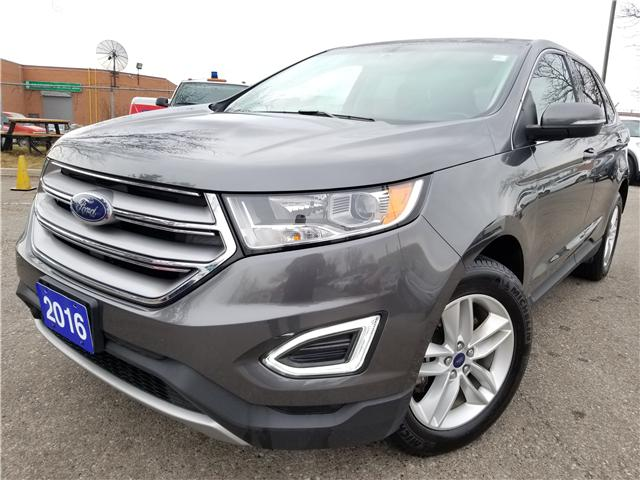 2016 Ford Edge SEL (Stk: OP10071) in Mississauga - Image 1 of 30