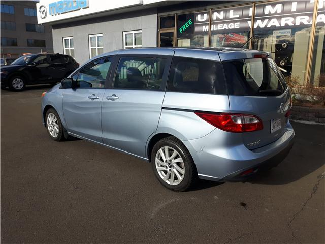 2013 Mazda Mazda5 GS (Stk: R37) in Fredericton - Image 2 of 11