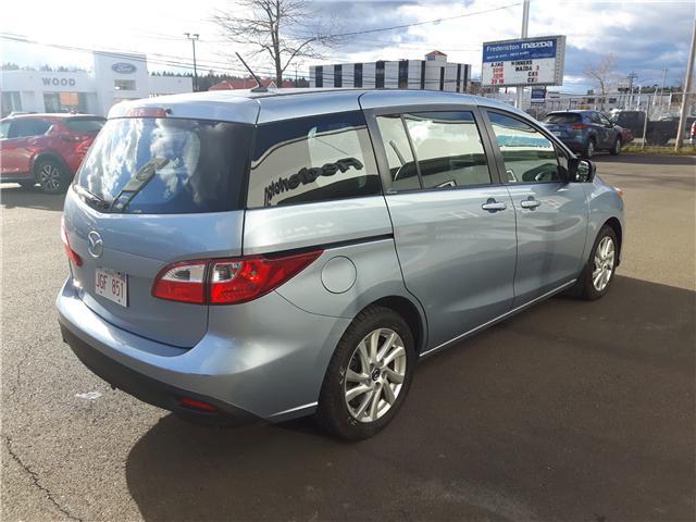2013 Mazda Mazda5 GS (Stk: R37) in Fredericton - Image 4 of 11