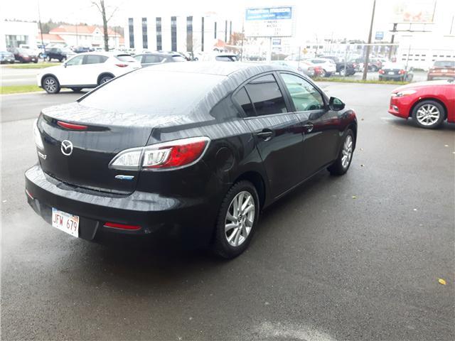 2013 Mazda Mazda3 GS-SKY (Stk: R34) in Fredericton - Image 4 of 11