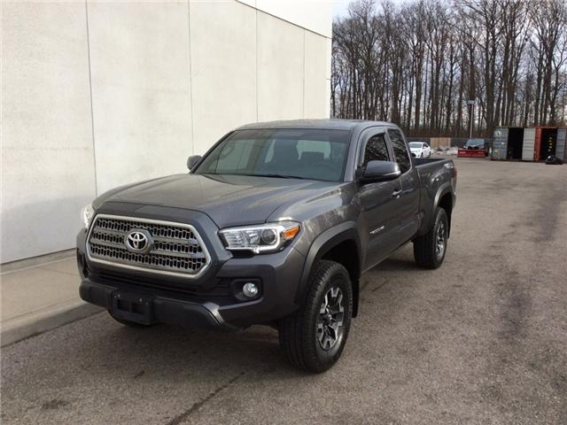 2016 Toyota Tacoma TRD Off Road (Stk: P3325) in Welland - Image 1 of 19